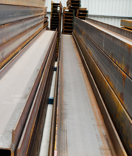 structural steel WA